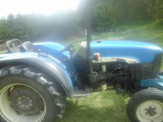 Tractor New Holland Tt65d