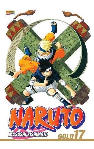Naruto Gold - Vol.17 (relançamento)