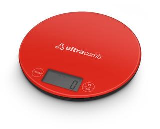 Balanza Digital De Cocina Bl6001 Ultracomb Hasta 3 Kilos
