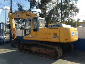 Escavadeira Hidráulica Xcmg Mode Xe-210 Ne Caterpillar