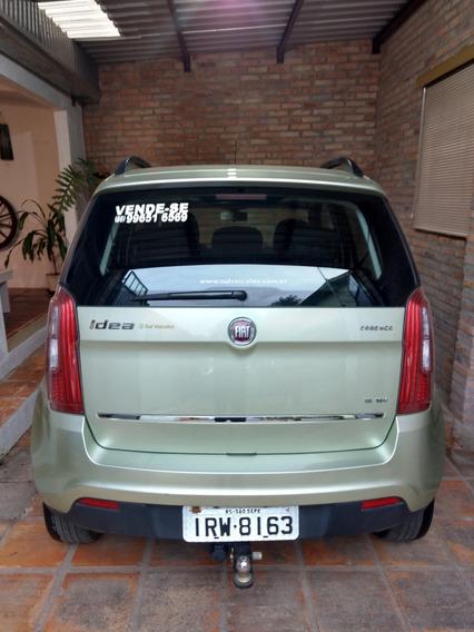 Fiat Idea 1.6 16v Essence Flex 5p 2011