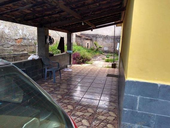 Casa De 03 Quartos Com Quintal - Asl1298