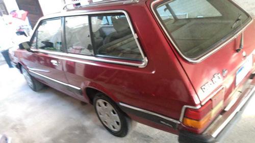 Ford Del Rei Ghia 89