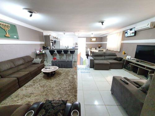 Imagem 1 de 19 de Chácara Com 2 Dormitórios À Venda, 980 M² Por R$ 901.000,00 - Núcleo Residencial Princesa D Oeste - Campinas/sp - Ch0060
