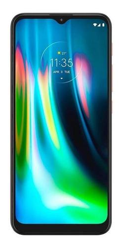 Moto G9 Play Dual SIM 64 GB verde-turquesa 4 GB RAM