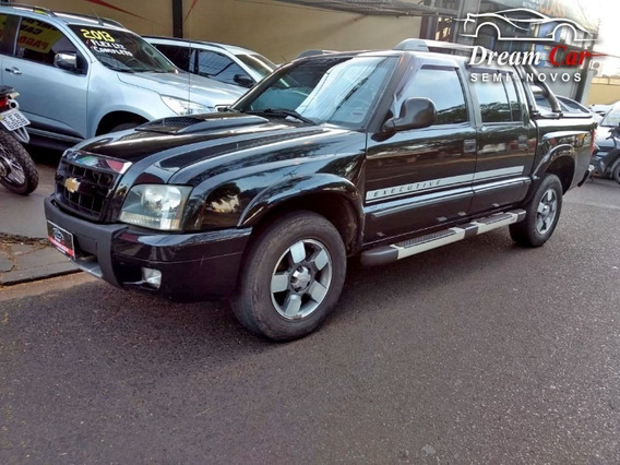 Chevrolet Gm S10 Executive 2.4 Preto 2010