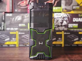 Pc Gamer G4560 + 8gb + Gtx 1050 Ti 4gb