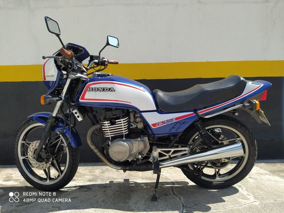 Honda Cb 450 Super Sport