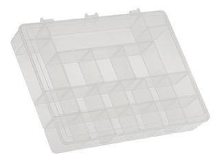 Organizador G G Box Caixa Maleta Estojo Divisória Plástico