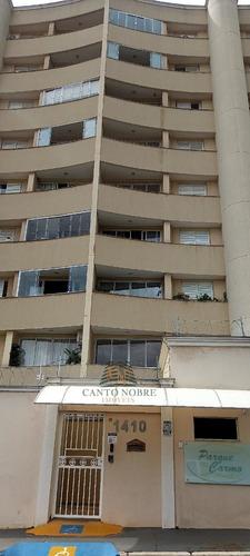 Apartamento Padrão À Venda Em Araraquara/sp - 1022