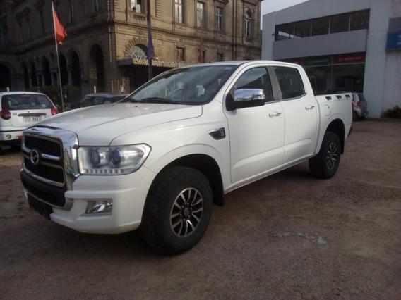 Camioneta Doble Cabina Terralord 2019 Diesel No Toyota