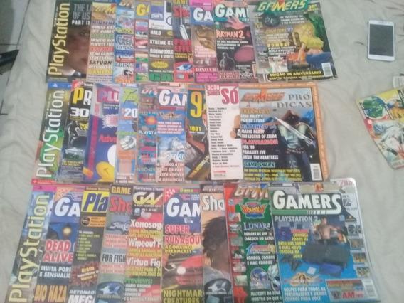 Lote Revistas Video Game