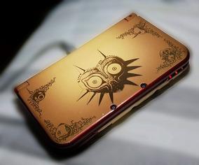 Skin 3ds Xl / New Xl Zelda Gold Sublimeskins