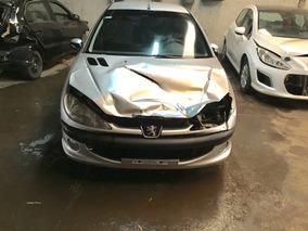 Peugeot 206 Chocado