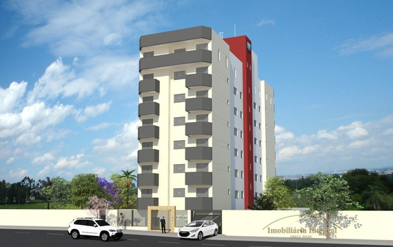 Apartamento A Venda No Bairro Centro Em Ibiporã - Pr. - Laguna-1