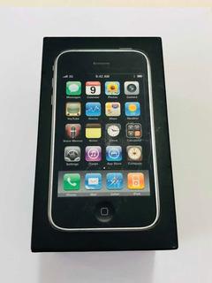 Caixa Antiga Original iPhone 3g S