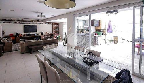 Imagem 1 de 24 de Cobertura Com 3 Dormitórios À Venda, 201 M² Por R$ 2.495.000 - Vila Leopoldina - São Paulo/sp - Co0767