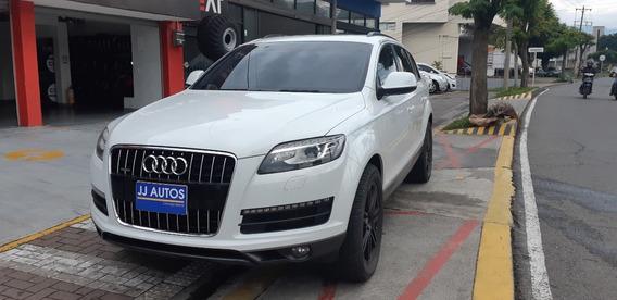 Audi Q7 Audi Q 7 Diesel Full Techo 2013