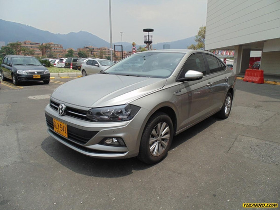 Volkswagen Virtus Comfortline 1.6 At