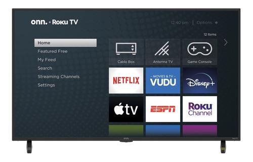 Tv Smart Tv Televisor 43 4k Uhd Roku Tv Nuevo De Paquete