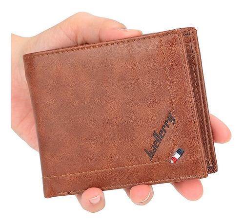 Imagen 1 de 4 de Billetera Para Hombre - Estilo Casual