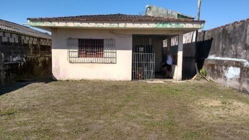 Imagem 1 de 12 de Casa Lado Praia Medindo 300 Mts Em Itanhaém Sp - 6614   Npc
