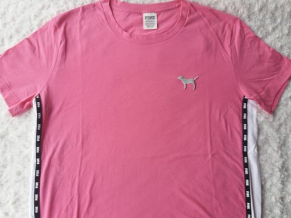 Remera Pink Divina!!! Original Traido De Eeuu