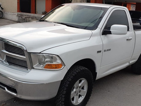 Dodge Ram 5.7 Pickup Slt 4x4 At 2011 Blindada Nivel 5 Plus