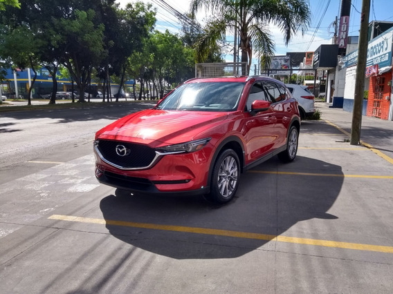 Mazda Cx-5 S Grand Touring 2019 Roja