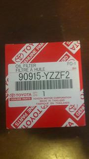 Filtro De Aceite Toyota Corolla 90915 Yzzf2