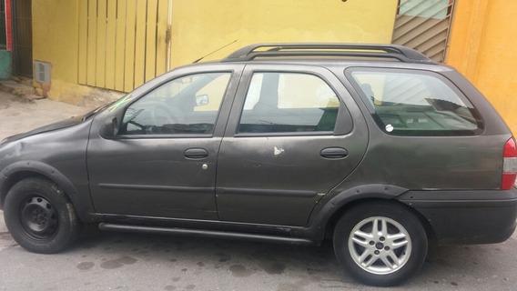 Fiat Palio Weekend 1.6 Sport 5p 2000