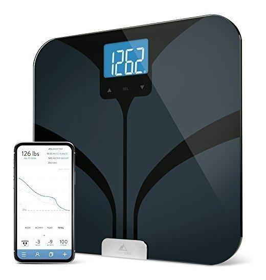 Bluetooth Smart Body Fat Scale Por Peso Gurus Soluciã³n Co