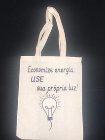 Ecobag Luz - Efeito Na Estampa Exposto Ao Sol