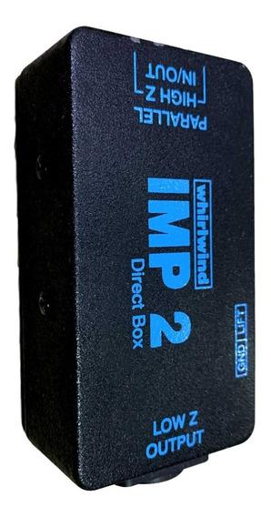 Direct Box Whirlwind Imp 2 Original Passivo Usado