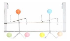 Colgador Toallas Ropa Para Niños De 4 Ganchos Namaro Design
