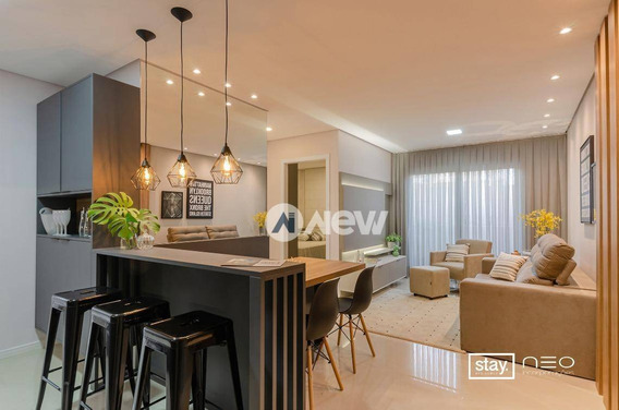 Apartamento À Venda, 84 M² Por R$ 489.000,00 - Rio Branco - Novo Hamburgo/rs - Ap2597