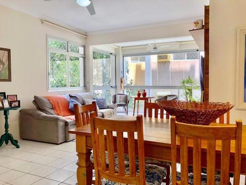 Imagem 1 de 17 de Apartamento Com 2 Dormitórios À Venda, 110 M² Por R$ 795.000,00 - Astúrias - Guarujá/sp - Ap11566