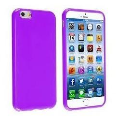 Funda Protector Y Mica Para iPhone 6 Plus 5.5