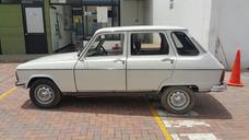 Renault 6 Tl Perfecto Estado 100% Original