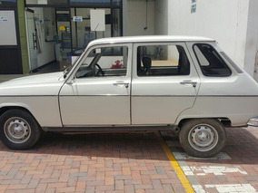 Renault 6 Tl Perfecto Estado 100% Original