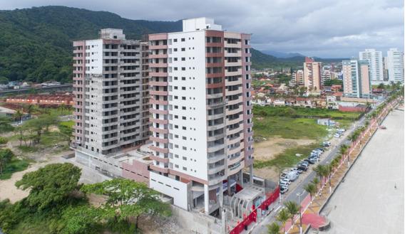 Apartamento Em Mongaguá , Com Todo Lazer - C5767