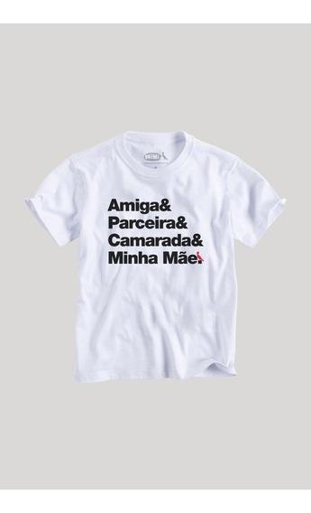 Camiseta Reserva Mini Mãe Camarada Reserva Mini