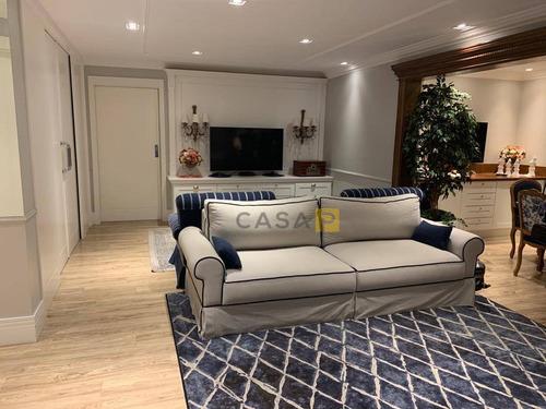 Apartamento Com 3 Dormitórios À Venda, 153 M² Por R$ 1.600.000,00 - Jardim São Paulo - Americana/sp - Ap0592