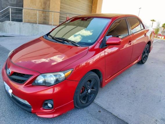 Toyota Corolla 2011 2.4 Xrs Aa Ee Cd R-16 At