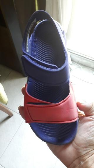 Sandalias adidas + Bota De Lluvia Cheeky