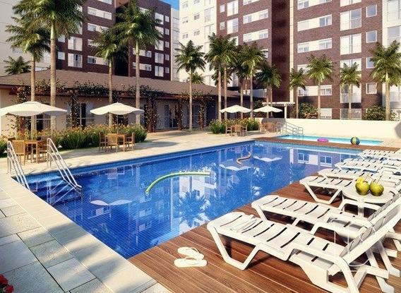 Apartamento Em Vila Nova Com 2 Dormitórios - Lu273268