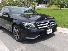 Mercedes-benz Clase E 2.0 200 Cgi Avantgarde At 2018