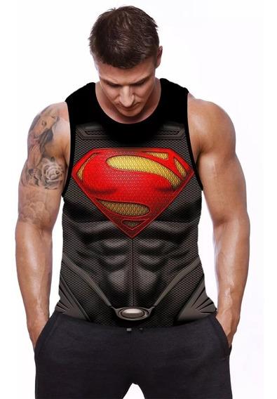 Kit 10 Camiseta Regata Musculação Academia Passeio Atacado
