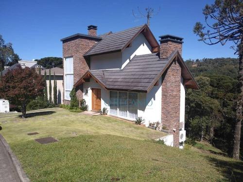 Casa À Venda, 237 M² Por R$ 2.500.000,00 - Alphaville - Gramado/rs - Ca0564