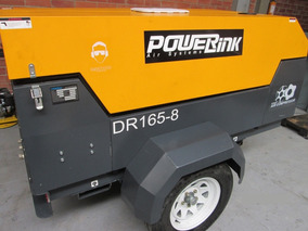 Compresor Portatil Diesel Powerlink 170 Cfm